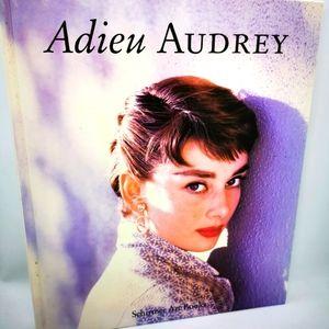 Adieu Audrey Photo Book